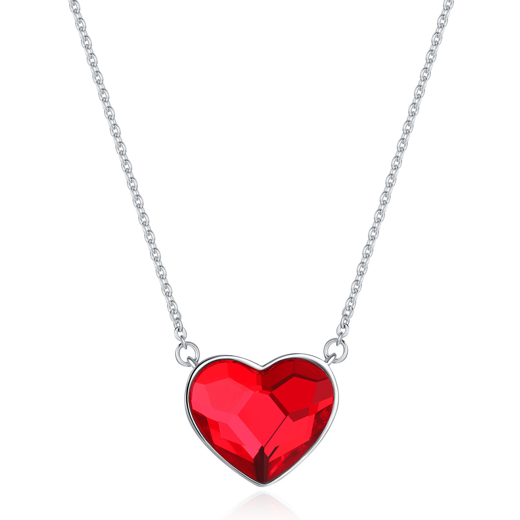 Valiant Heart Necklace