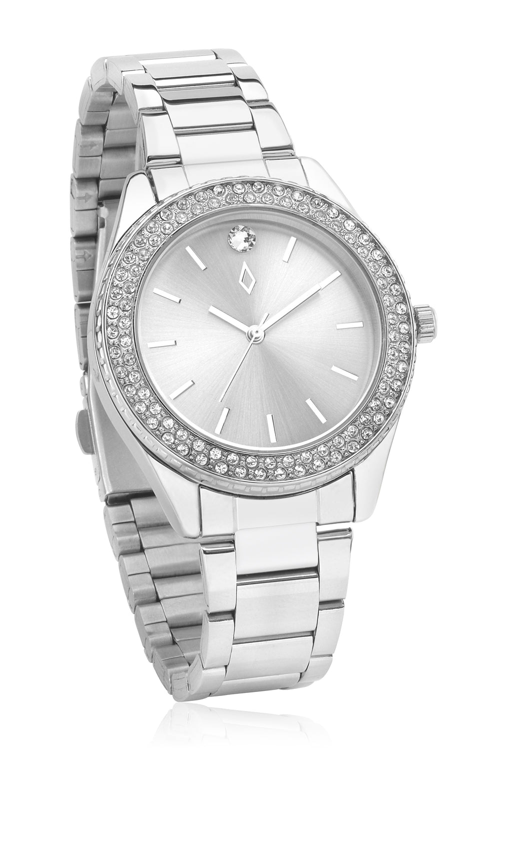 Diva Women's Watch. Made with Swarovski crystals designed by Nic and Syd Jewelry