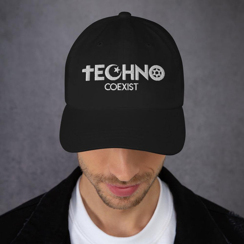 Low Profile Cap Techno Coexist