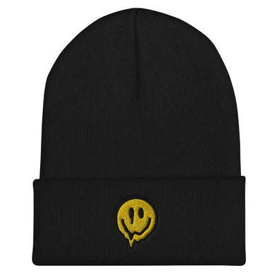 Acid Smiley Beanie