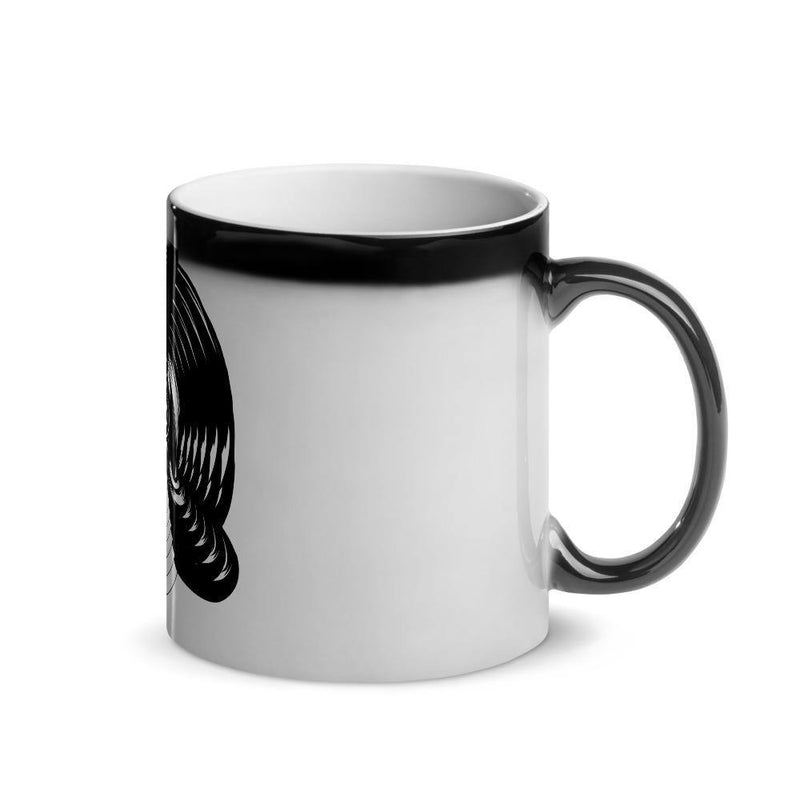 Women Visual Effect magia Mug | Techno Outfit