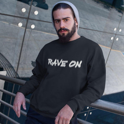 Sudadera Rave On Visual Effect