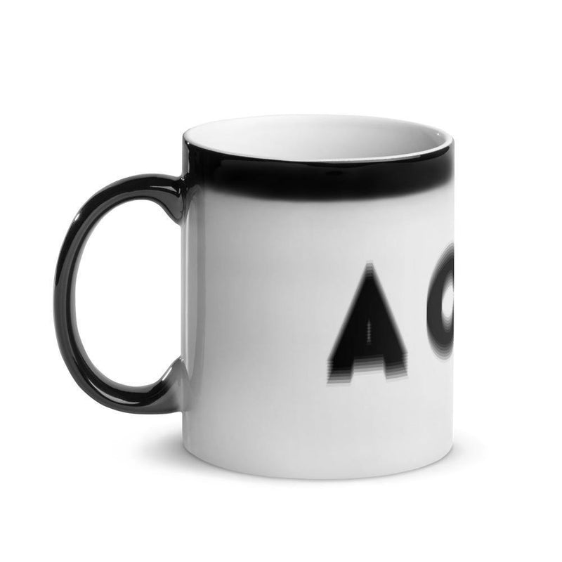 Acid Visual Effect la magie Mug