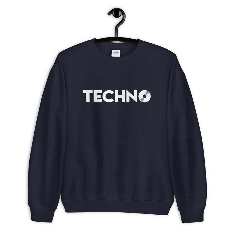 Sweatshirt Techno Vinyl