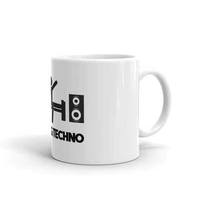 Morning Techno Mug | Techno Outfit