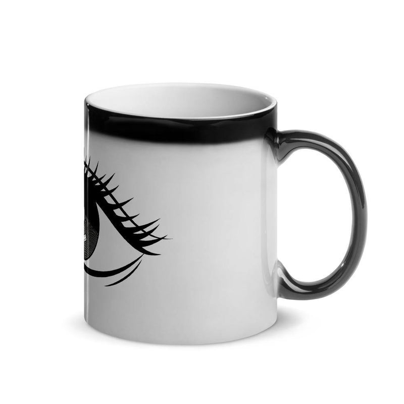 Vinyl Eye Magic Mug