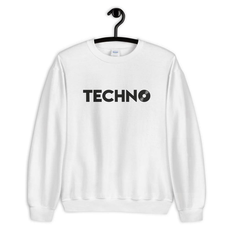 Techno Vinyl Sweatshirt