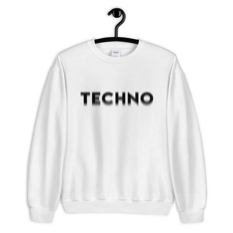 Sweatshirt Techno Visual Effect