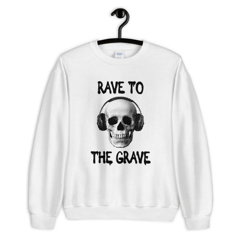 Sweat Rave To Grave