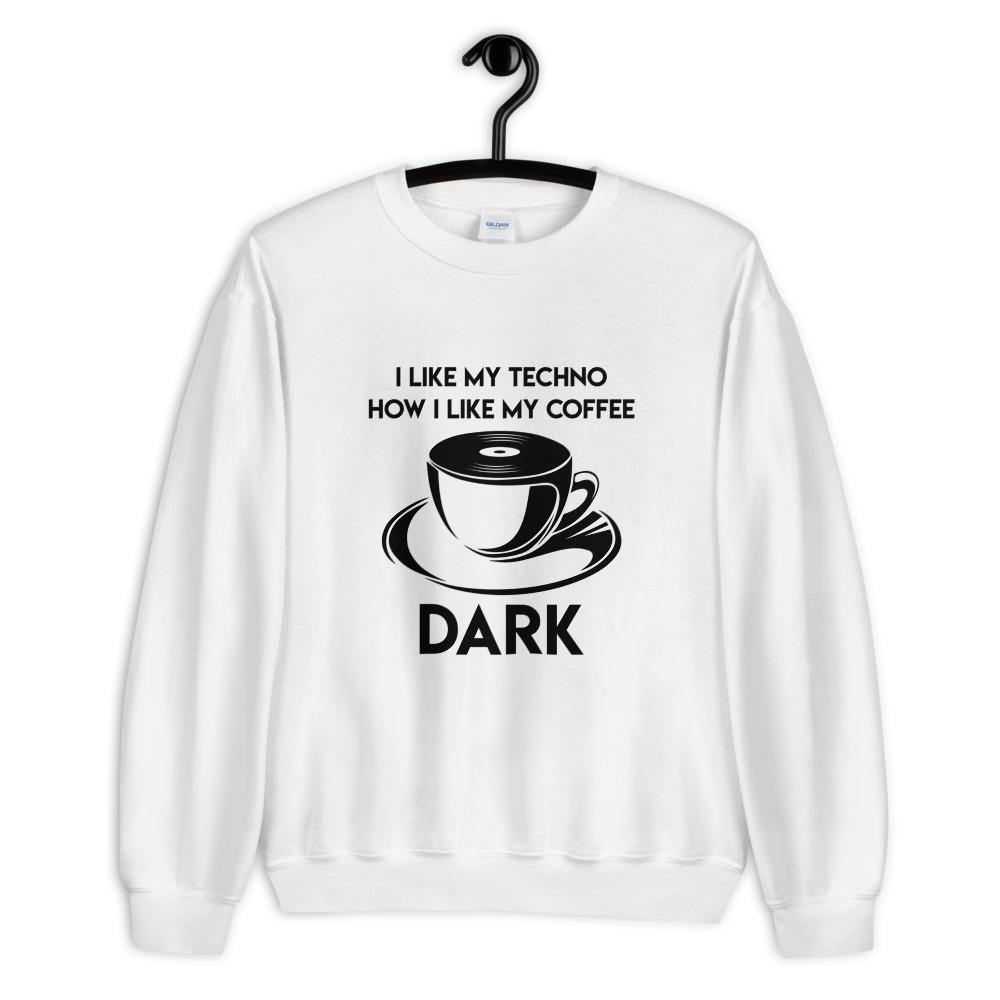 Techno Coffee Sweatshirt