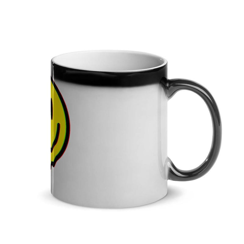 Acid Smiley Magic Mug