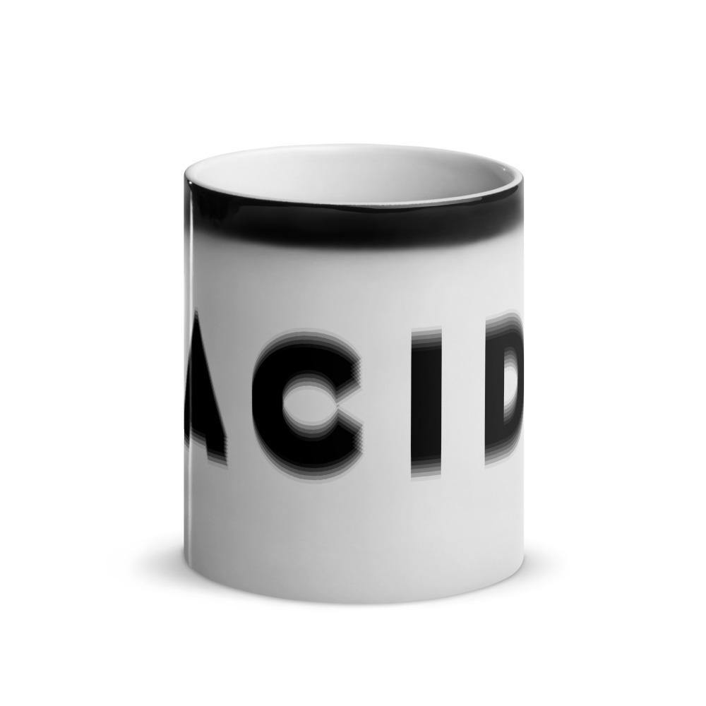 Acid Visual Effect Magic Mug