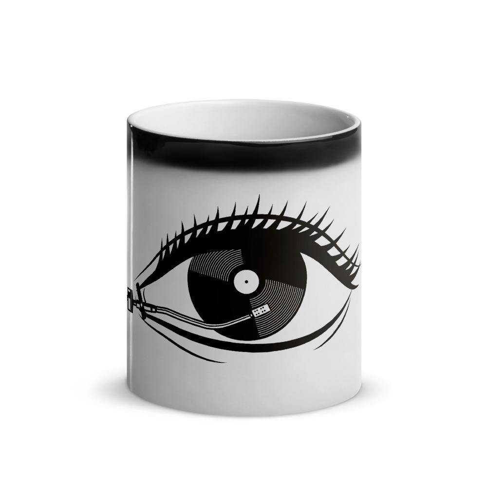 Vinyl Eye Magic Mug | Techno Outfit