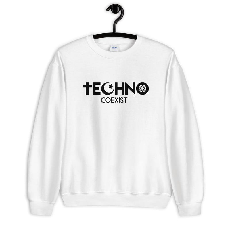 Techno Coexist Sweatshirts & Hoodies