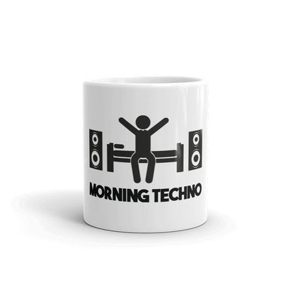 Mug Morning Techno