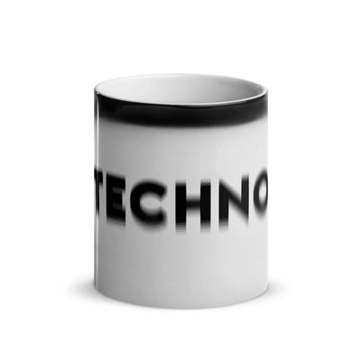 Techno Visual Effect magia Mug