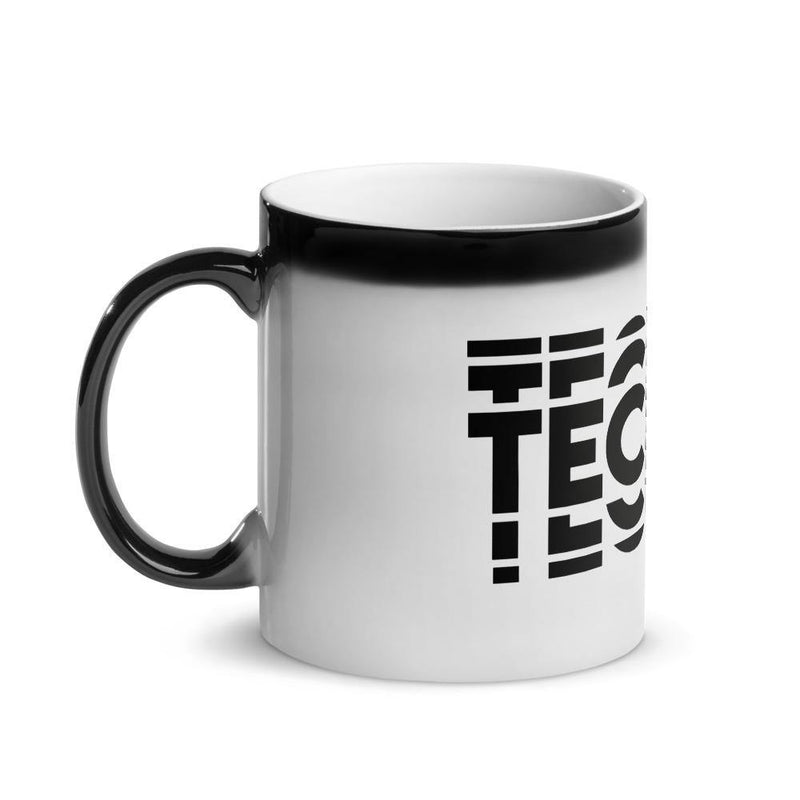 Techno Visual Effect 2 magia Mug | Techno Outfit
