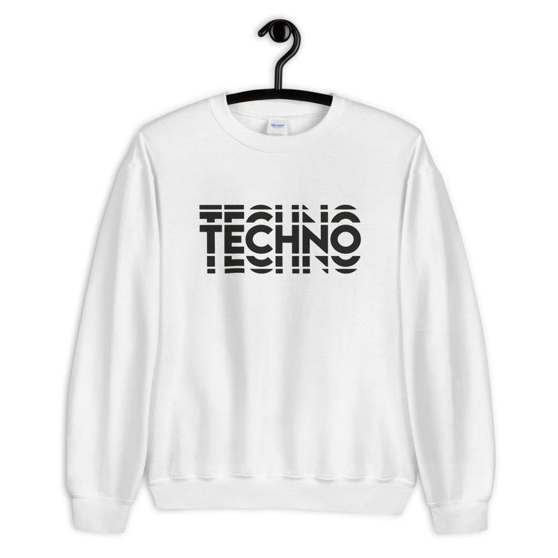 Sweatshirt Techno Visuel Effect 2