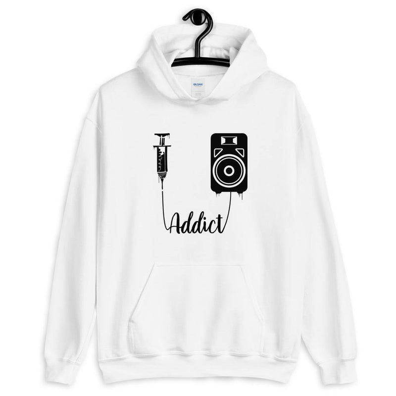 Techno Addict Hoodie | Techno Outfit