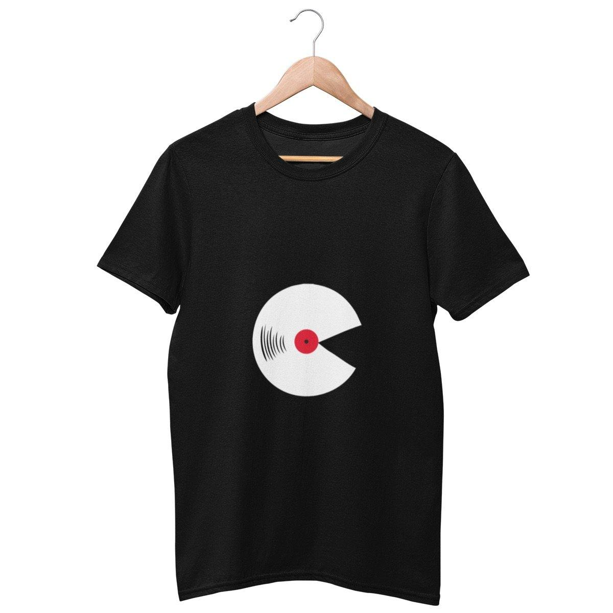 Couple Matching T-Shirt Hungry Vinyl | Techno Outfit
