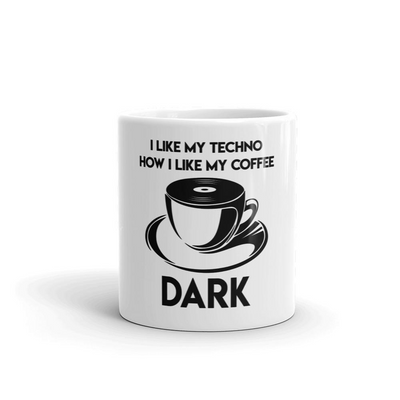 Mug Techno Coffee