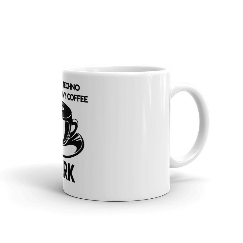 Techno Coffee Mug | Techno Outfit