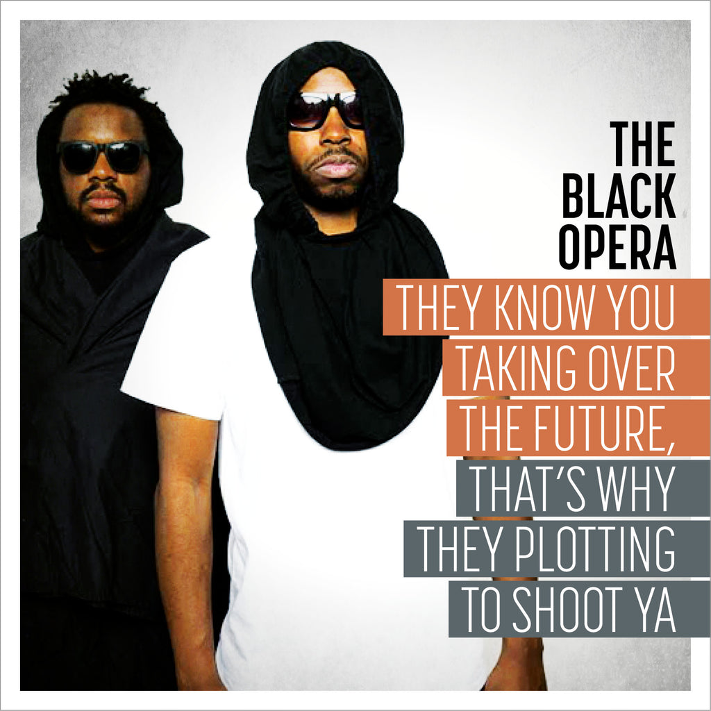 The Black Opera interview