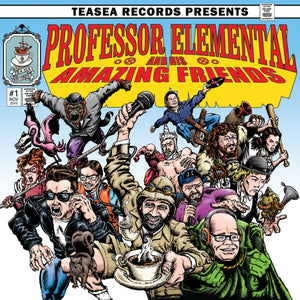 Professor Elemental - Amazing Friends - CD