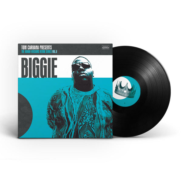 Rough Versions Vol. 6 - Biggie - Black Vinyl - ships around 22nd April
