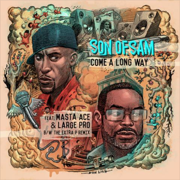 Son Of Sam - Come A Long Way - Vinyl - 7