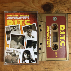 Rough Versions Vol. 5 - DITC - Cassette