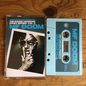 Rough Versions Vol. 2 - MF DOOM - Cassette