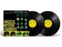Mystery Chambers - 2xLP - Second edition artwork - Black Vinyl