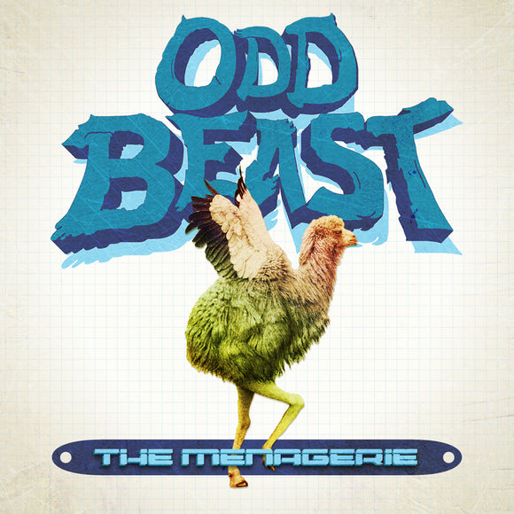 The Menagerie - Odd Beast (CD)