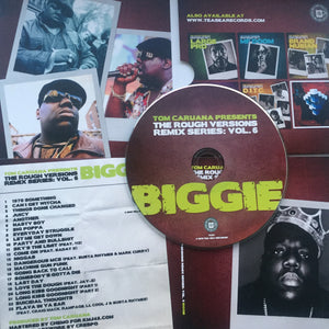 Rough Versions Vol. 6 - BIGGIE (CD / Tape £8)