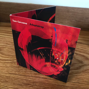 Tom Caruana - Adaptatrap - CD with bonus tracks