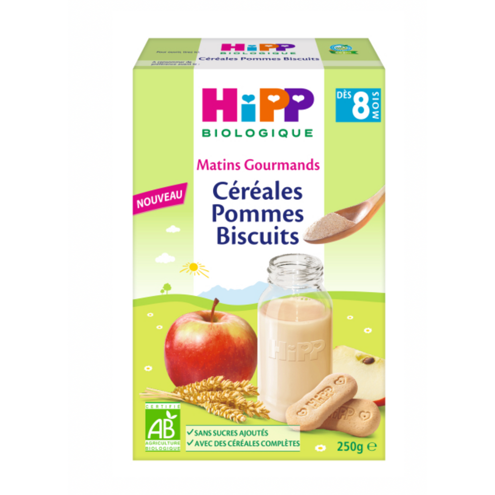 HiPP Apple Biscuits Cereals