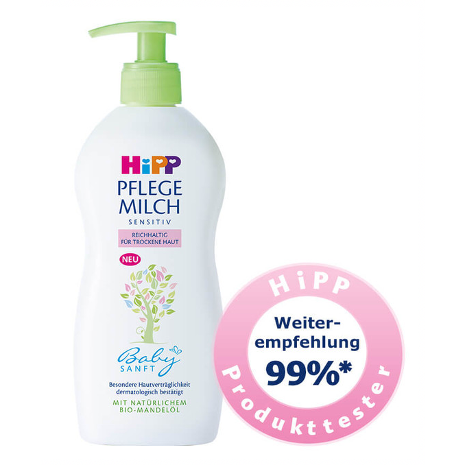 HiPP Baby Soft Body Lotion