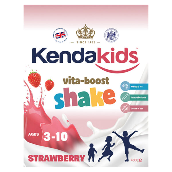 Kendakids Vita-Boost Shake, Strawberry