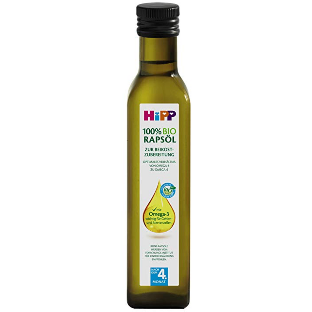 Hipp Organic Rapeseed Oil (with purchase)