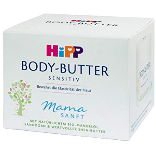 Hipp Mummy Soft Body Butter