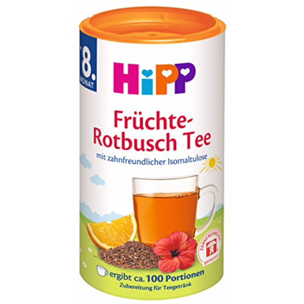 HiPP Fruit Rooibos Tea (with purchase)