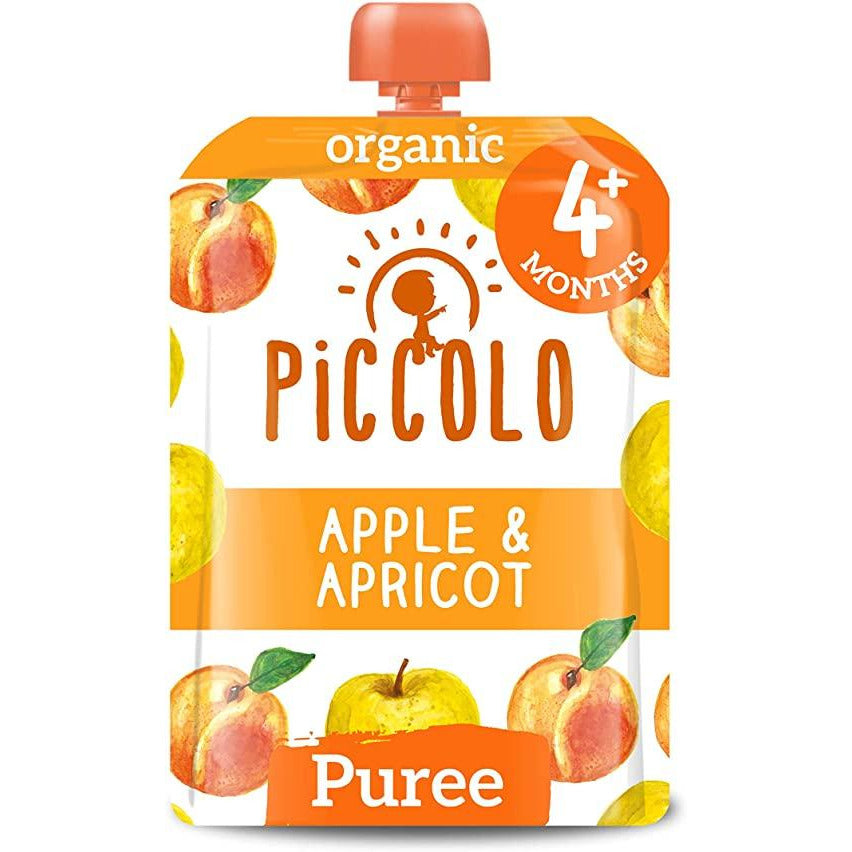 Piccolo Organic Foods, 4+ months (with purchase)