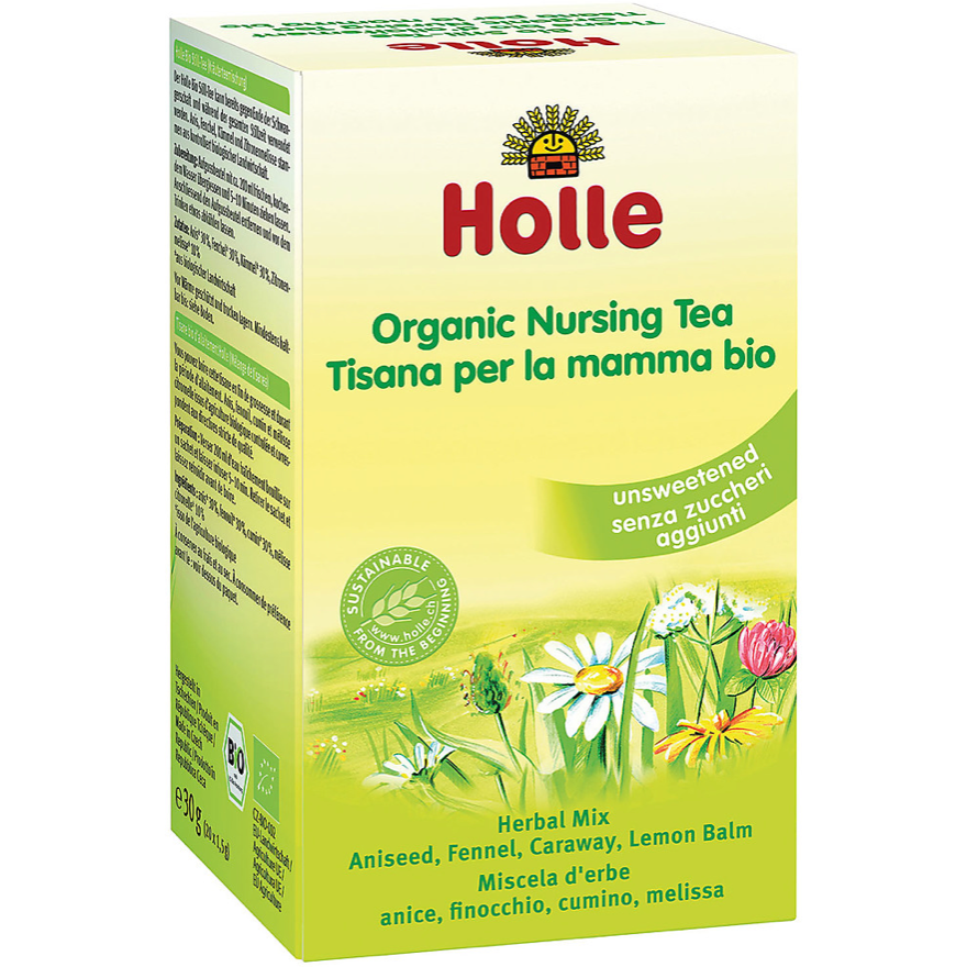 Organic Nursing Tea (with purchase)