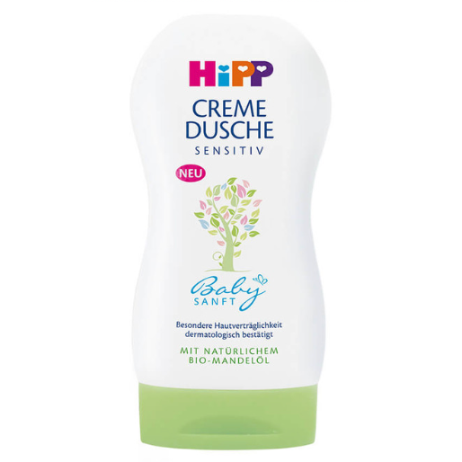 HiPP Baby Soft Shower Cream