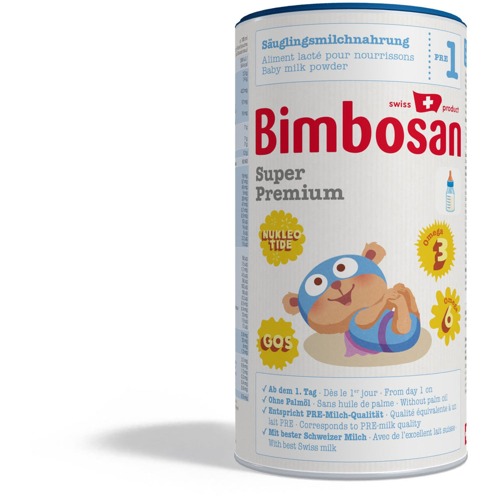 Bimbosan Super Premium Infant Formula, Stage 1