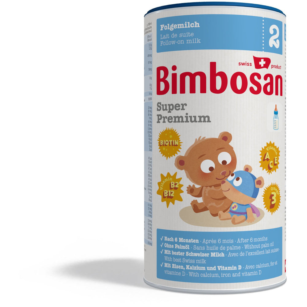 Bimbosan Super Premium Follow-on Milk, Stage 2