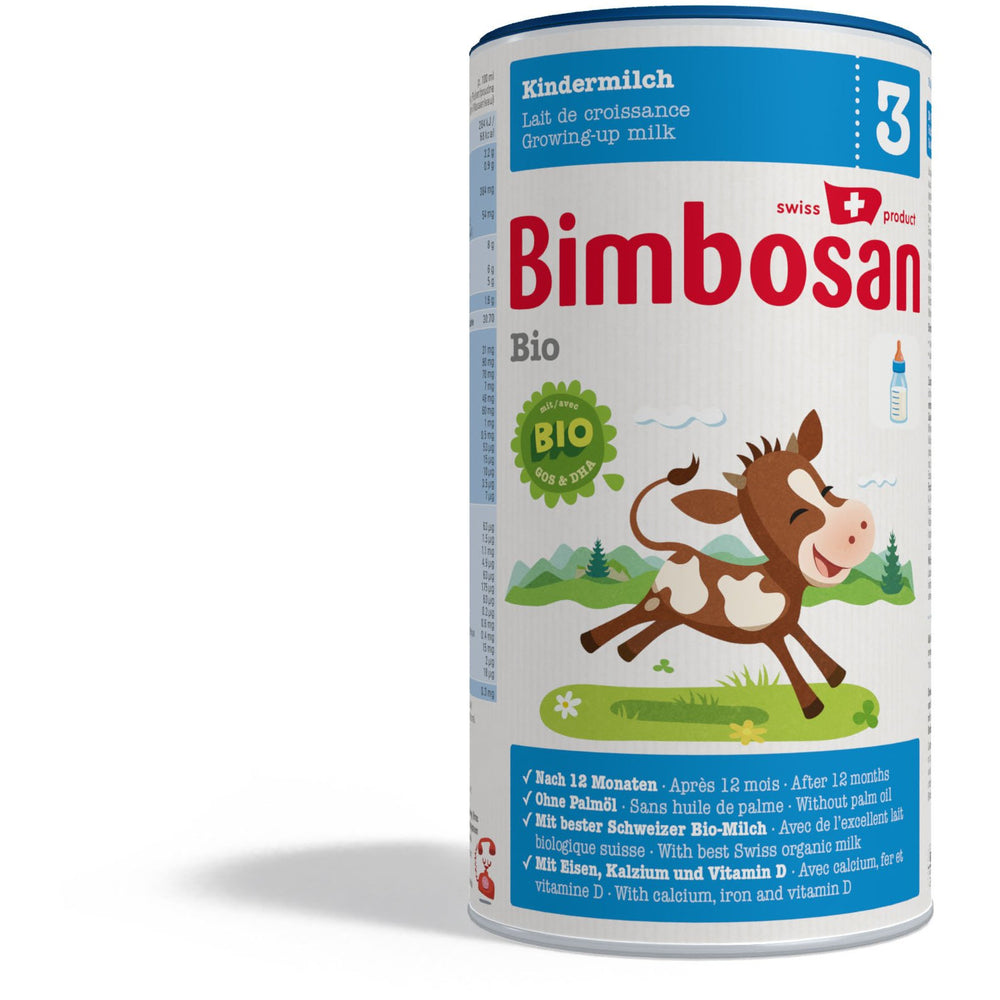 Bimbosan Organic Growing Up Milk, Stage 3
