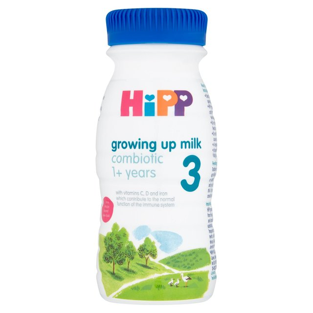 HiPP UK Stage 3 Ready to Feed (pack of 12)