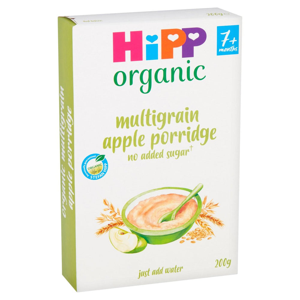 HiPP Multigrain Apple Porridge
